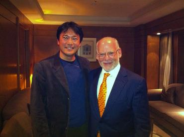 1128アメリカ サンディエゴ大学形成外科教授 Dr.Steven R.Choenと